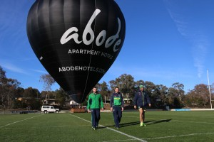 Abode Raiders launch